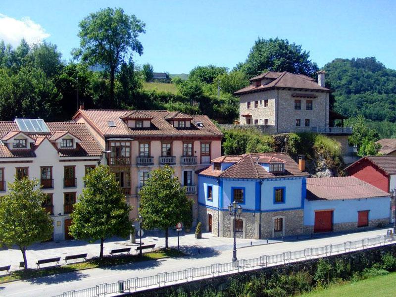 Casa para 10 personas en Asturias - La Casa Azul de Las Caldas