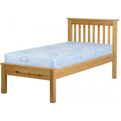 Monaco Single Bed Low End La Casa Bella