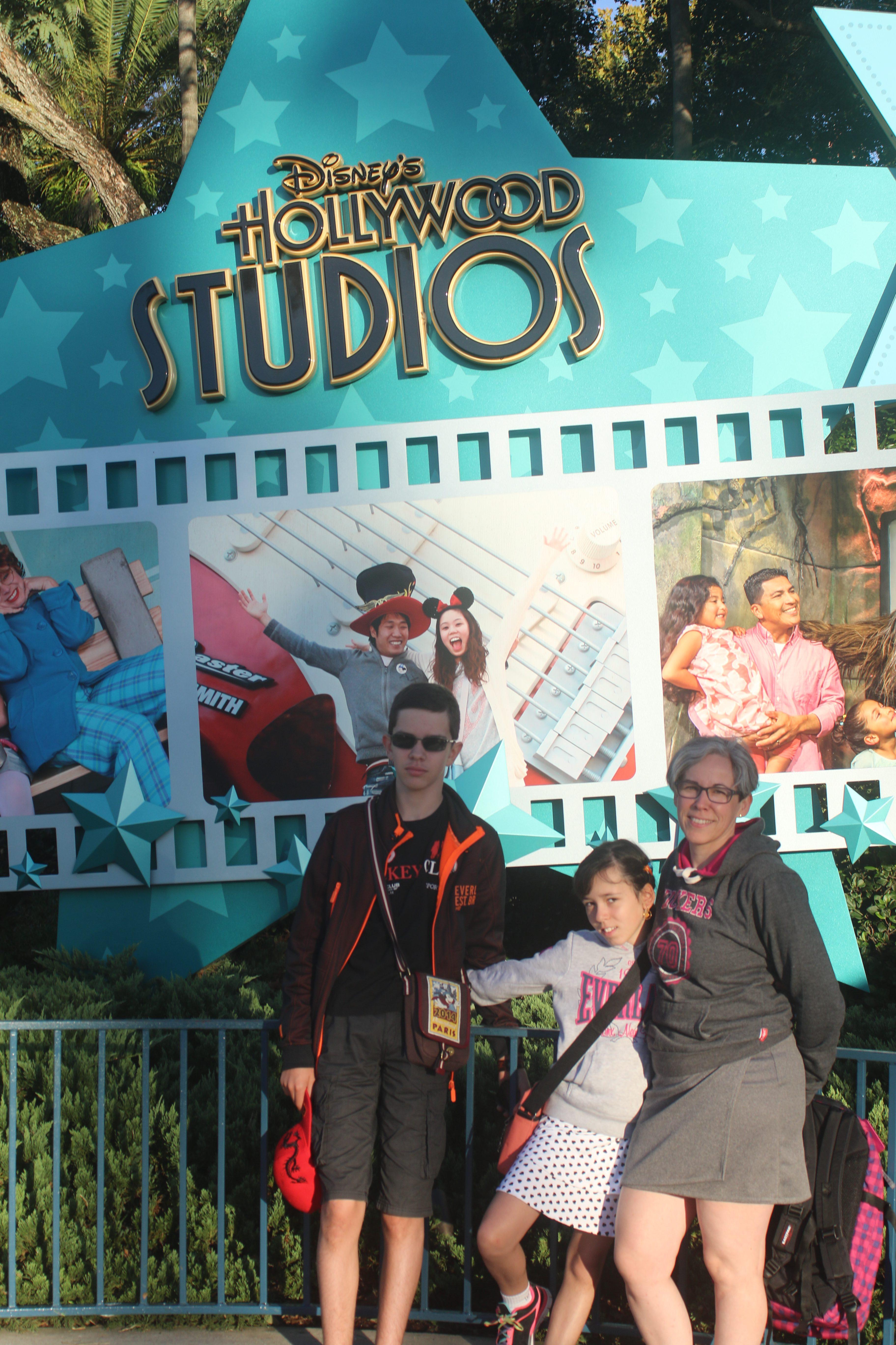 Chroniques de Disneyworld, Jour 5: Disney's Hollywood Studios