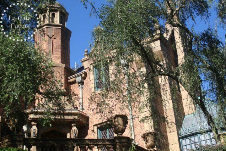 Hounted Manor, la Casa Cactus