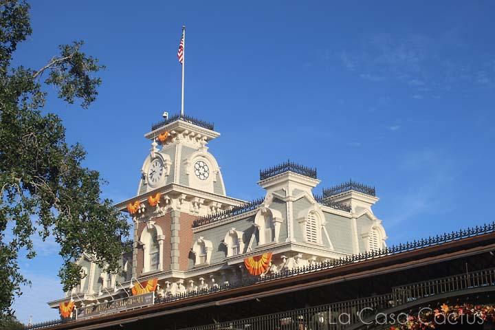 Chroniques de Disneyworld, Jour 11: Magic Kingdom+ Disney Springs