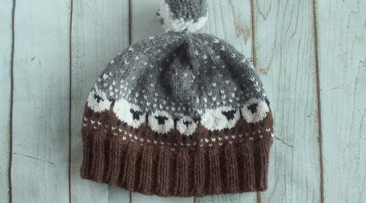 Baa-Ble Hat (S!)