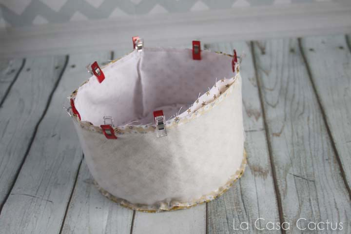 WIP basket