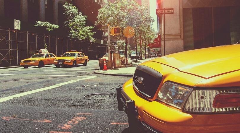 {New York City} From JFK airport to Manhattan