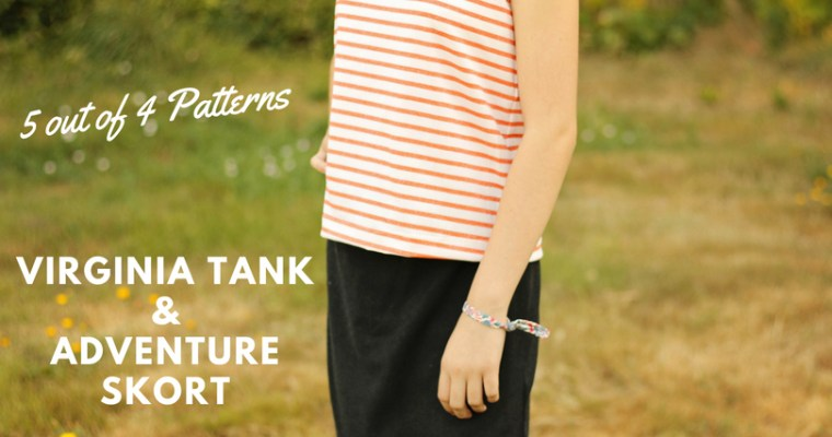 {Test}Virginia Tank/Dress/Skirt, 5oo4 Patterns