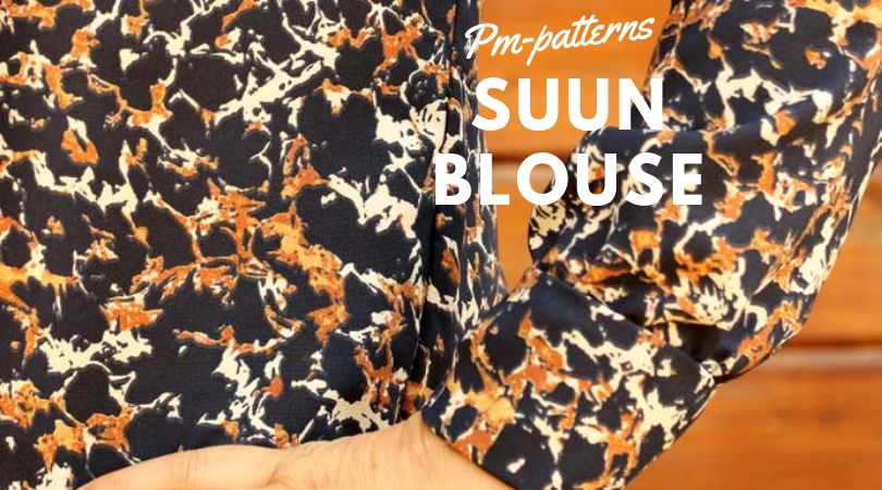 A new Suun blouse for fall