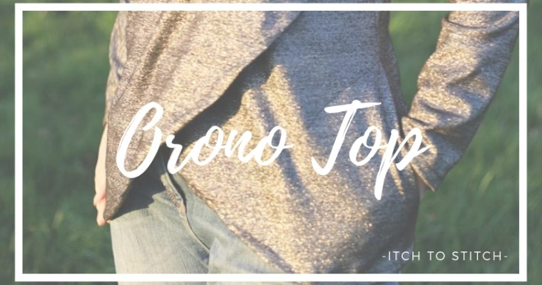 {Test} Le petit pull douillet Orono, Itch to Stitch