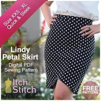 Lindy Petal Skirt