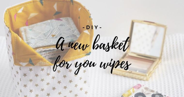 {DIY} A new basket