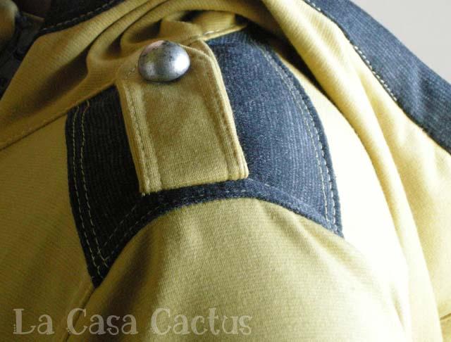 Jacqueline hoodie, La Casa Cactus