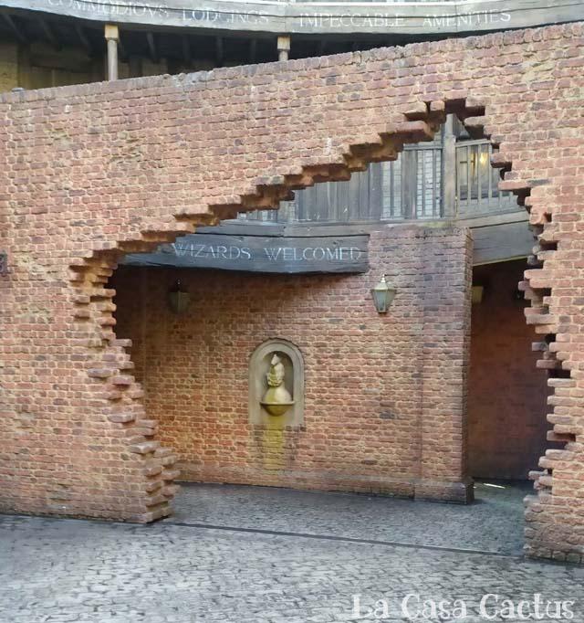 Diagon alley USF