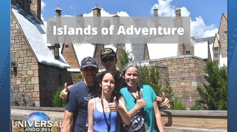 Islands of Adventure: the 2nd park