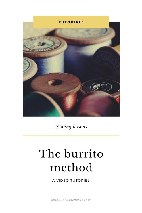Burrito method