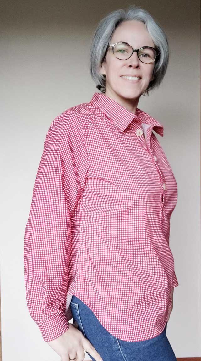 Mila shirt-Itch to Stitch, La Casa Cactus