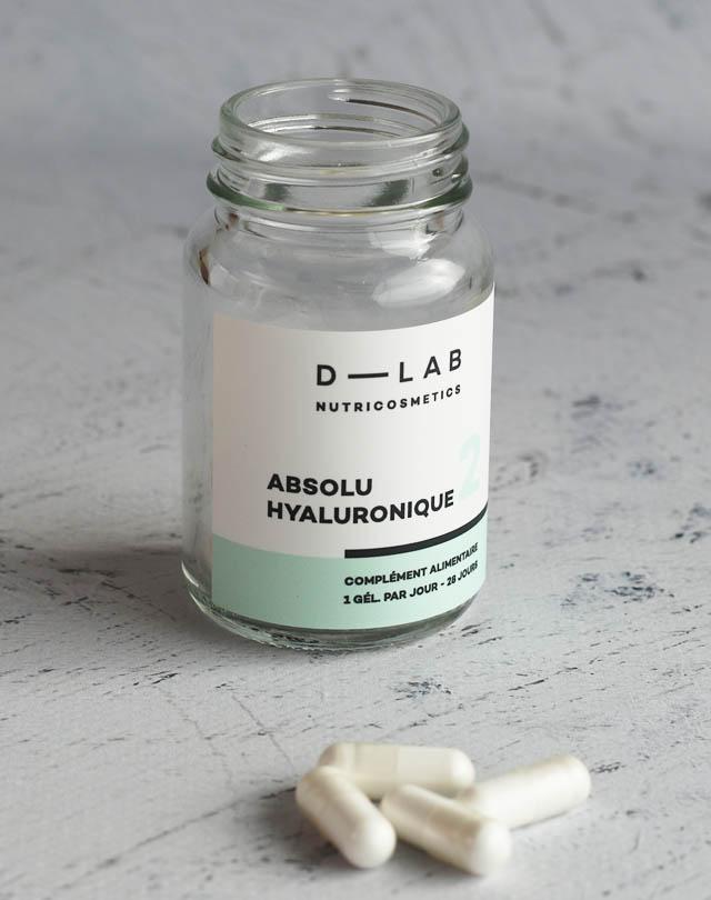 D-Lab acide hyaluronique