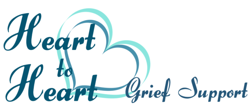 Heart to Heart Logo Grief Support Class