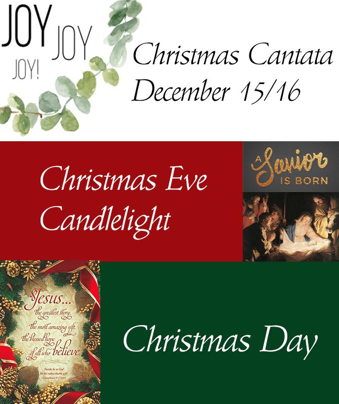Cantata Christmas Eve