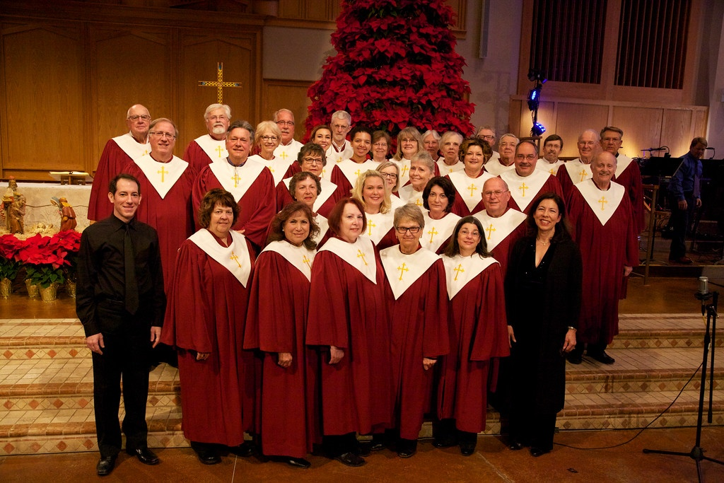 Music at La Casa - Sanctuary Choir for Adults lutheran worship arizona