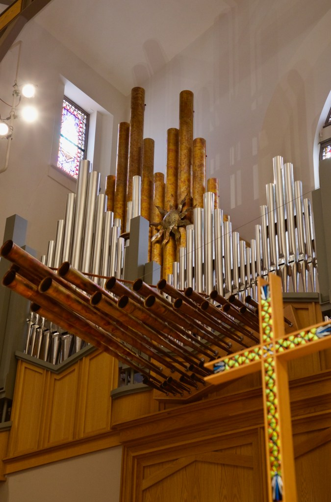 cross organ sanctuary Christian Music Lutheran scottsdale arizona