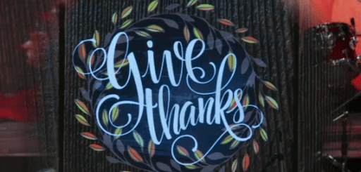 Selah - Give Thanks - Sermon Pastor Matt Knopf 2020