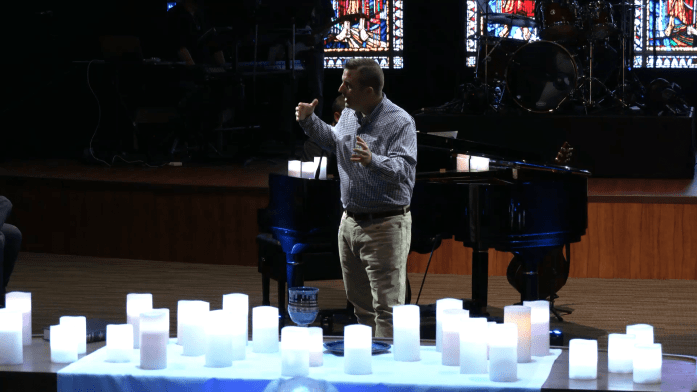 Contemporary Lutheran Worship - La Casa de Cristo Scottsdale Arizona - Pastor Matthew Knopf Sermon