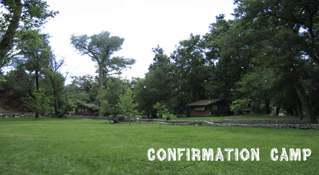 Confo Camp - Confirmation Camp Youth Ministry 2021