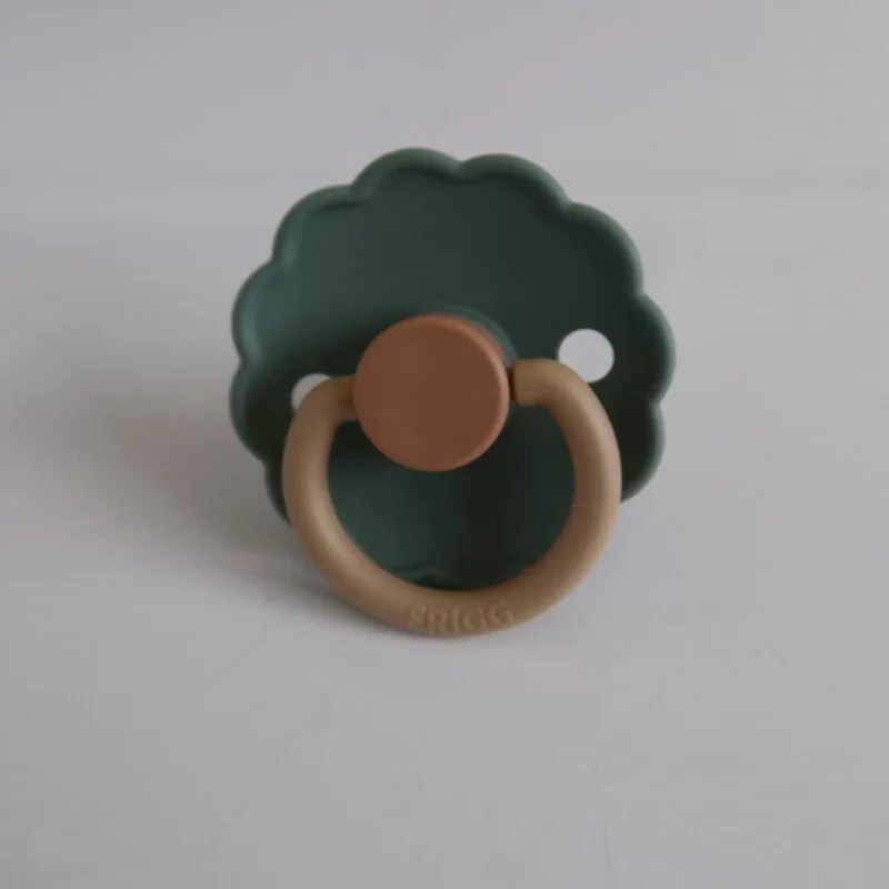 Tétine daisy bloom willow silicone Frigg