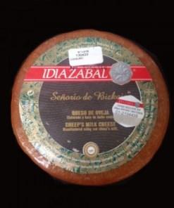Idiazabal Ahumado DOP