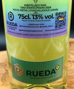Vino Blanco Verdejo de Rueda