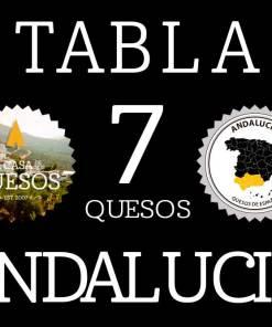 Tabla Queso Andaluz