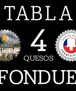 Tabla Fondue