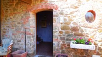 Ulivo Entrance