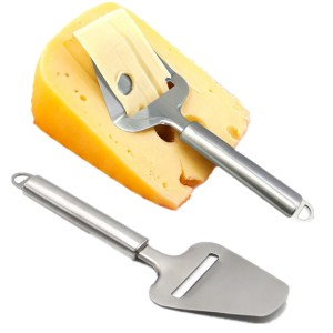 Cheese-Slicer-Stainless-Steel-Cheese-Grater-Cutter-Blade-Ham-Slice-Knife-Cake-Baking-Shovel-Cooking-Tool