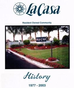 History of LaCasa