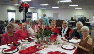 Grandmothers Club High Tea