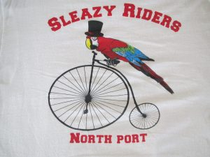 Sleazy Riders Colors