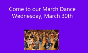 march dance