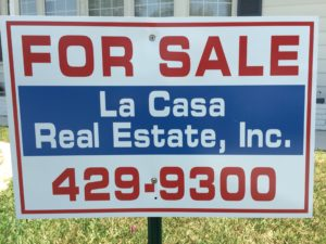 LCRE For Sale Sign
