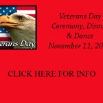 Veterans Day November 11, 2017