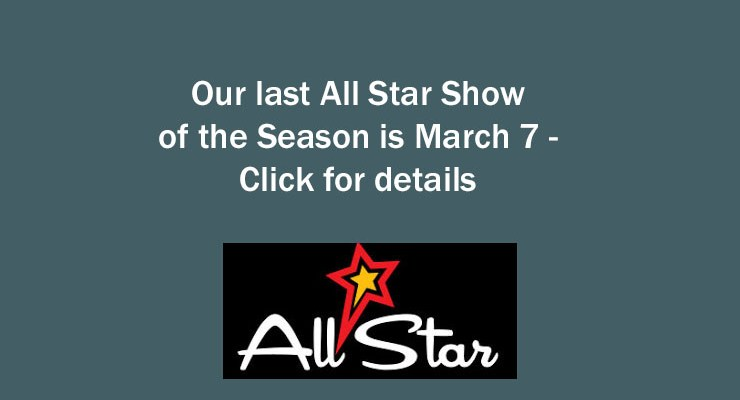 All Star Show – March 7, 2018