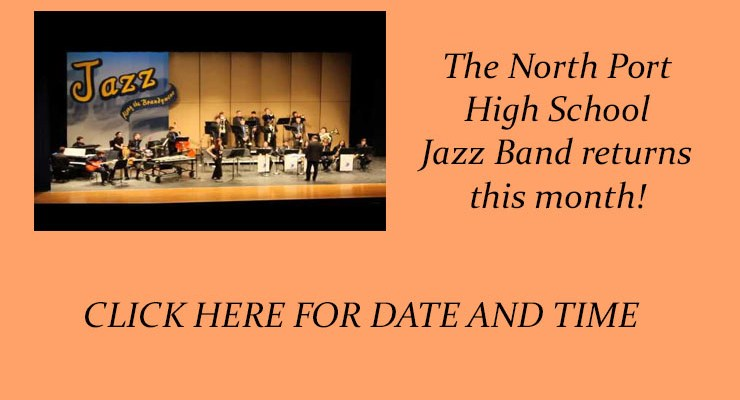 North Port High School Jazz Band Returns!