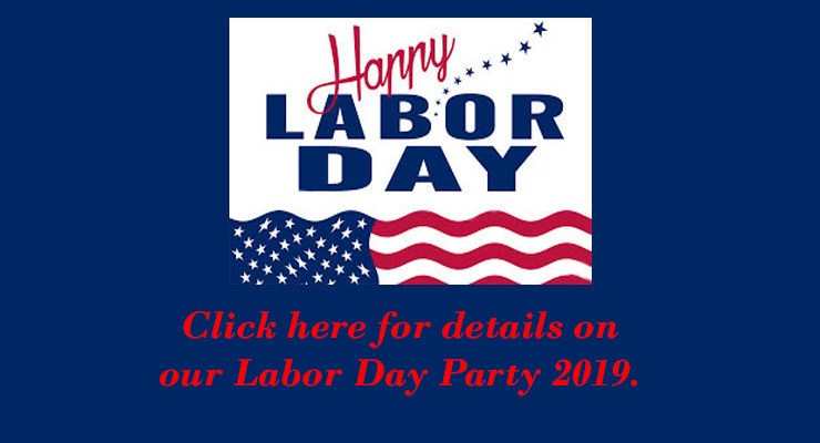Labor Day 2019 Party