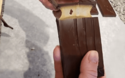 Limited Edition – Iced Caramel Macchiato Chocolate Bar