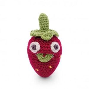 billy-la-mini-fraise-hochet-pour-bebe-en-coton-bio Myum