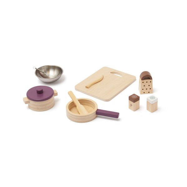 Set d'ustensiles de cuisine Bistro kids concept