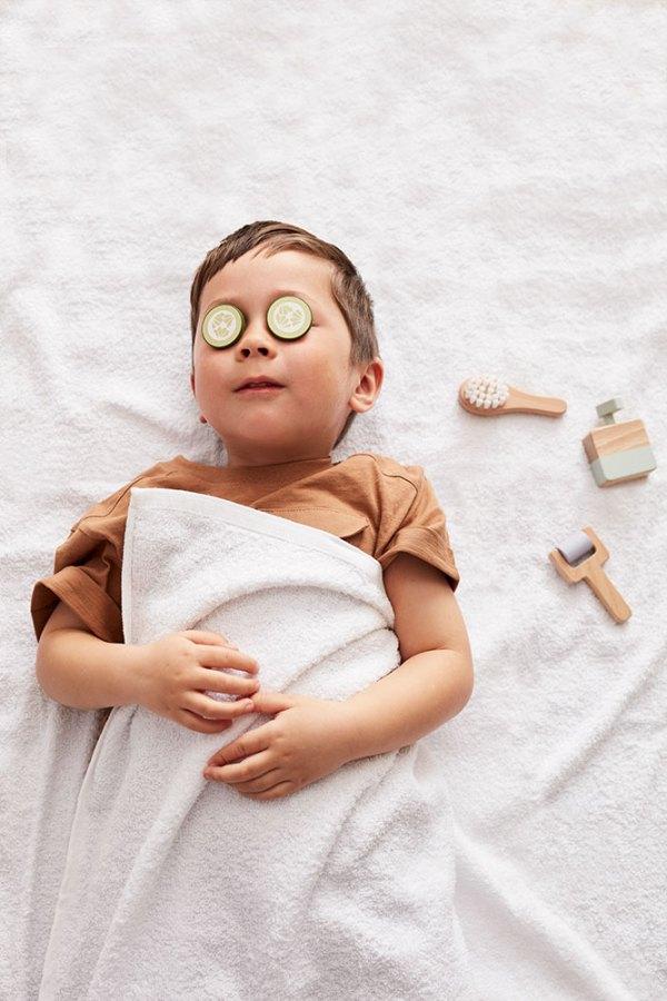 Kit Spa en bois kids concept