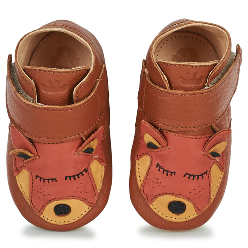chaussons cuirs kiny panda easy peasy