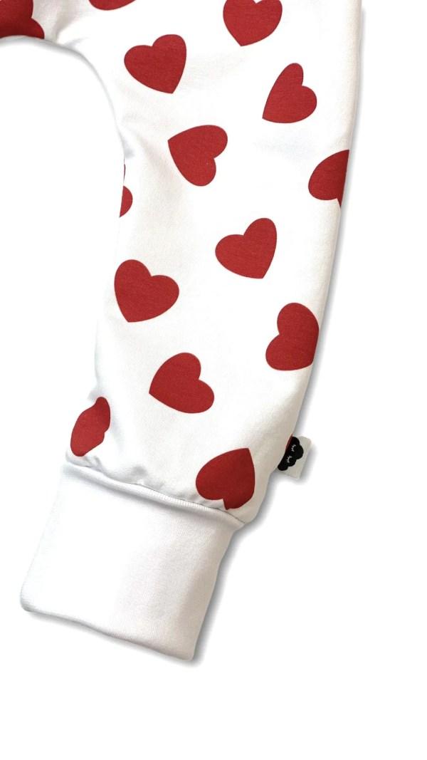 pantalon évolutif coton