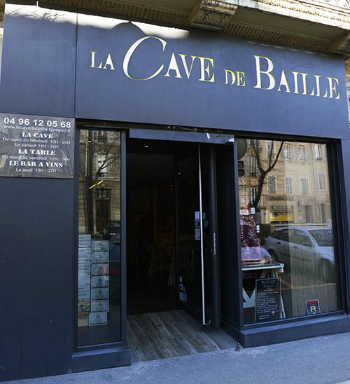 La Cave de Baille Marseille