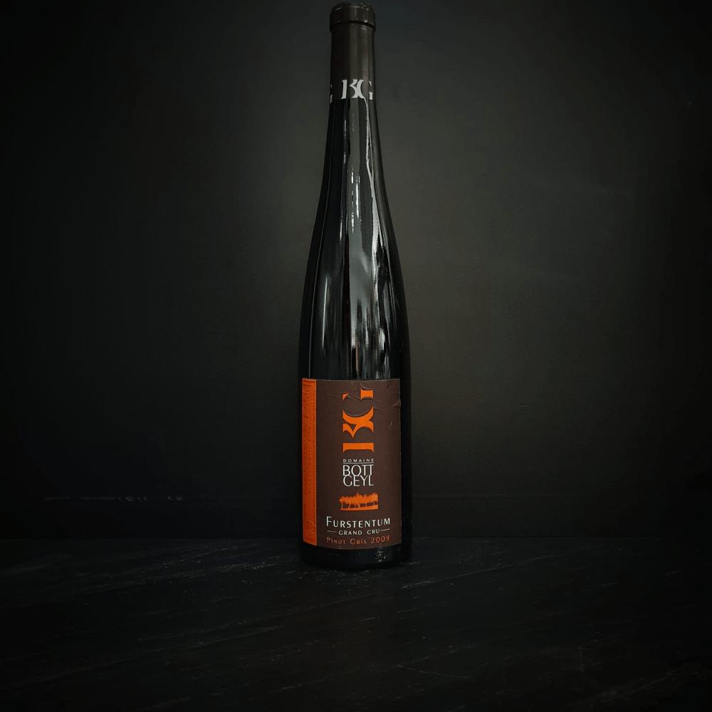 AOC Alsace Grand Cru Furstenstum - Pinot Gris - Domaine Bott Geyl
